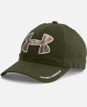 Men's UA Caliber Cap  1 Color $29.99