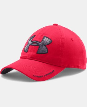 Men's UA Caliber Cap  1 Color $24.99