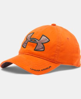 Men's UA Caliber Cap  3 Colors $24.99