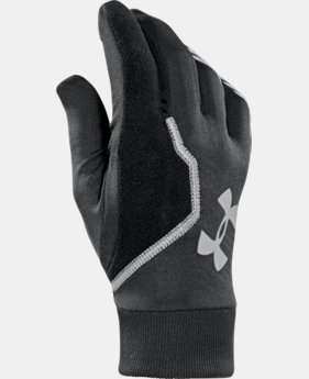 Men's UA ColdGear® Infrared Engage Run Gloves  2 Colors $18.99