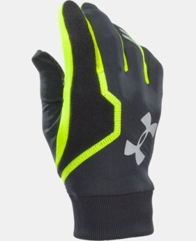Men's UA ColdGear® Infrared Engage Run Gloves