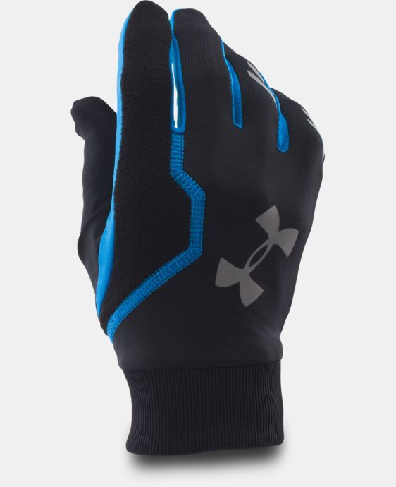 New Arrival Men's UA ColdGear® Infrared Engage Run Gloves LIMITED TIME: FREE U.S. SHIPPING  $24.99