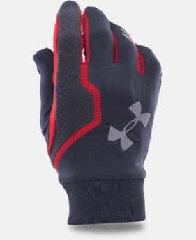 Men's UA ColdGear® Infrared Engage Run Gloves  1 Color $18.99