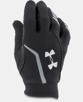 Men's UA ColdGear® Infrared Escape Run Gloves  3 Colors $17.99 to $22.99