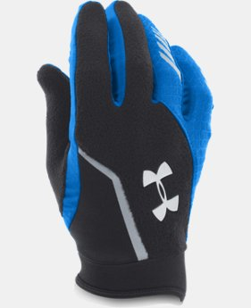 Men's UA ColdGear® Infrared Escape Run Gloves LIMITED TIME: FREE SHIPPING  $34.99