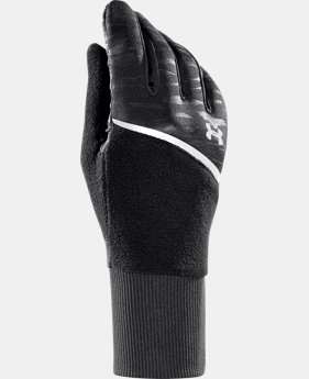 Women's UA See Me Go Running Glove  1 Color $25.99