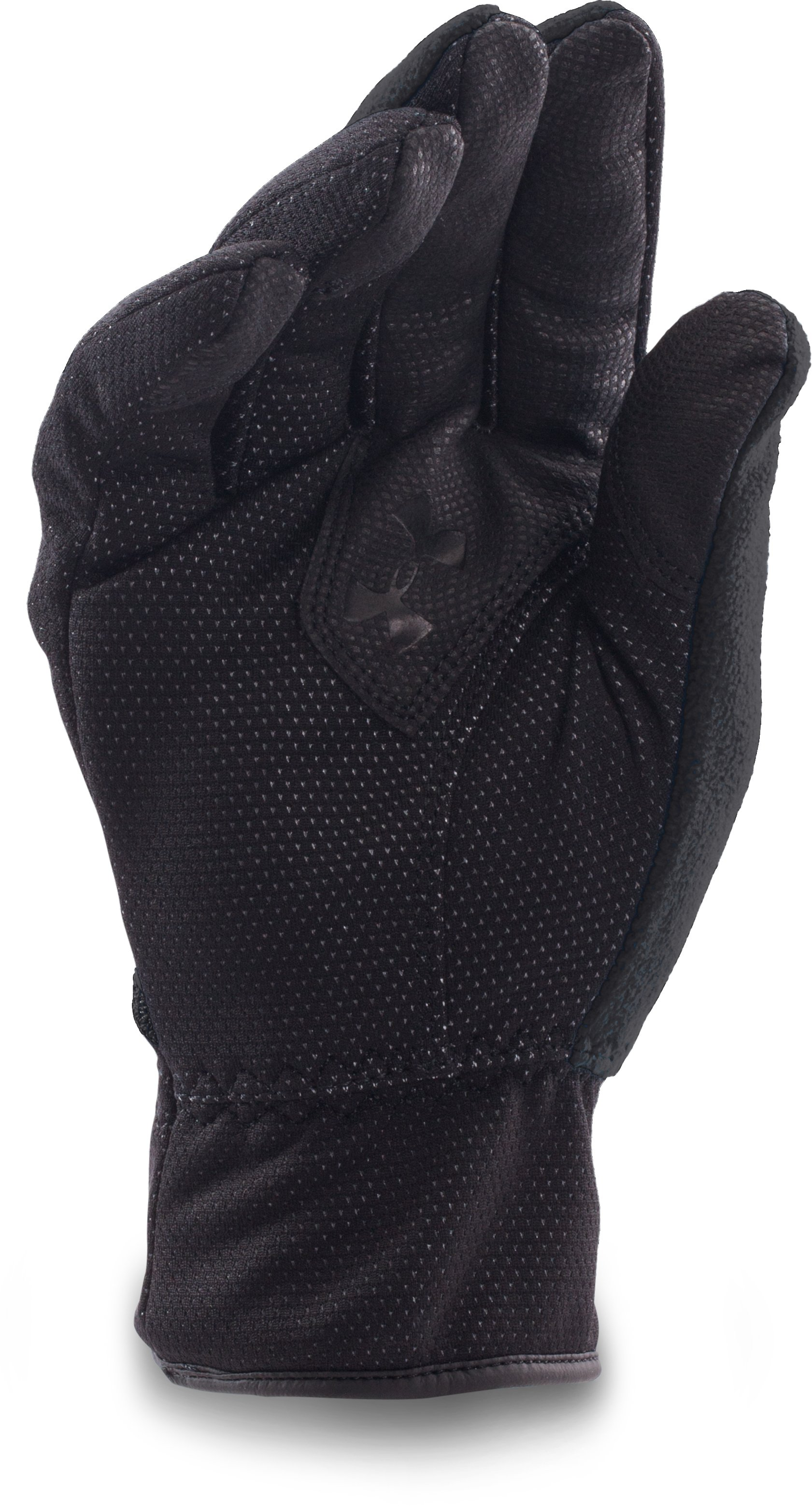 UA Storm ColdGear® Infrared Extreme Run Gloves, Black ,