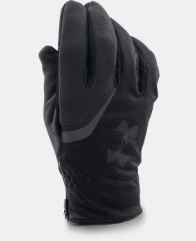 UA Storm ColdGear® Infrared Extreme Run Gloves LIMITED TIME: FREE SHIPPING  $33.99
