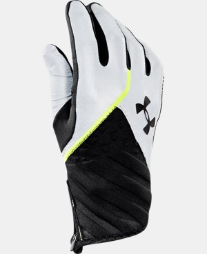 Men's UA ColdGear® Infrared Reflective Run Gloves LIMITED TIME: FREE SHIPPING 1 Color $28.49