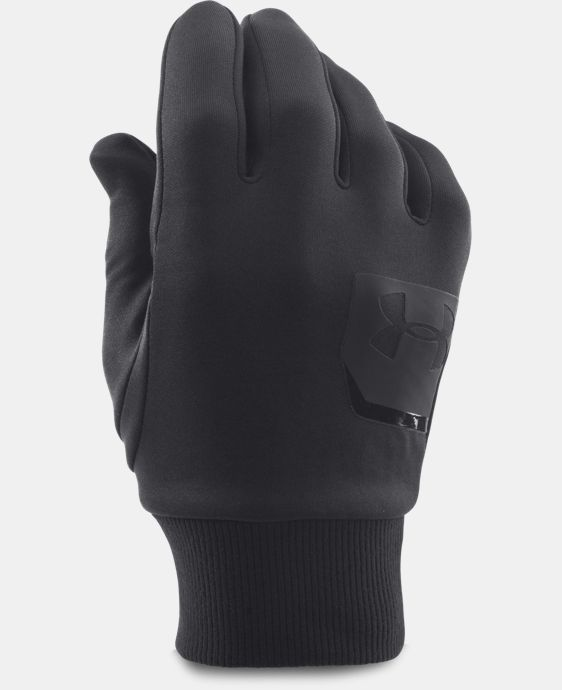 Men's UA ColdGear® Infrared Liner Gloves LIMITED TIME: FREE U.S. SHIPPING 3 Colors $17.99 to $27.99