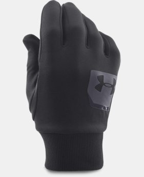 Men's UA ColdGear® Infrared Liner Gloves  4 Colors $23.99 to $29.99