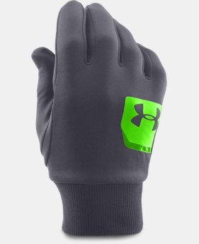 Men's UA ColdGear® Infrared Liner Gloves LIMITED TIME: FREE U.S. SHIPPING 1 Color $17.99 to $39.99