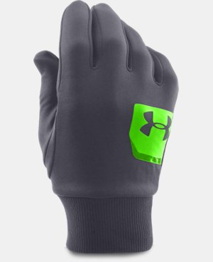 Men's UA ColdGear® Infrared Liner Gloves LIMITED TIME: FREE U.S. SHIPPING 2 Colors $17.99 to $39.99