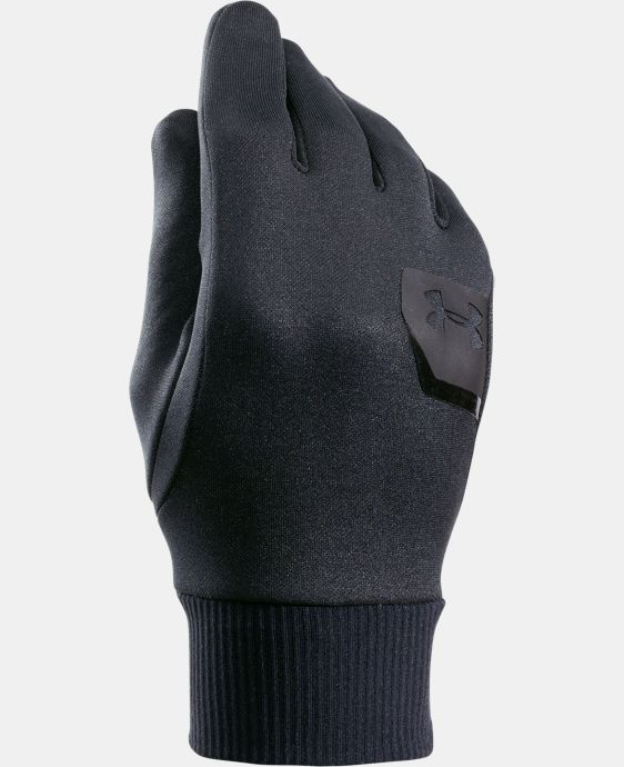Boys' UA ColdGear® Infrared Liner Gloves LIMITED TIME: FREE U.S. SHIPPING 1 Color $17.99