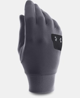 Boys' UA ColdGear® Infrared Liner Gloves