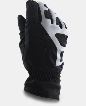 Men's UA ColdGear® Infrared Storm Stealth Gloves  1 Color $29.99