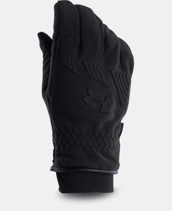 Men's UA Storm ColdGear® Infrared Convex Gloves LIMITED TIME: FREE SHIPPING 1 Color $37.99