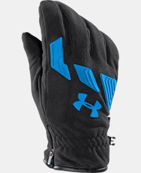 Men's UA Storm ColdGear® Infrared Convex Gloves  1 Color $26.99