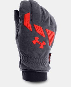 Men's UA Storm ColdGear® Infrared Convex Gloves  1 Color $37.99
