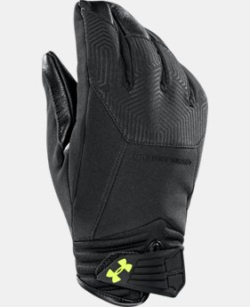 Men's UA Storm ColdGear® Infrared Elite Gloves LIMITED TIME: FREE U.S. SHIPPING 1 Color $48.99