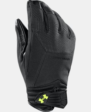 Men's UA Storm ColdGear® Infrared Elite Gloves  1 Color $74.99