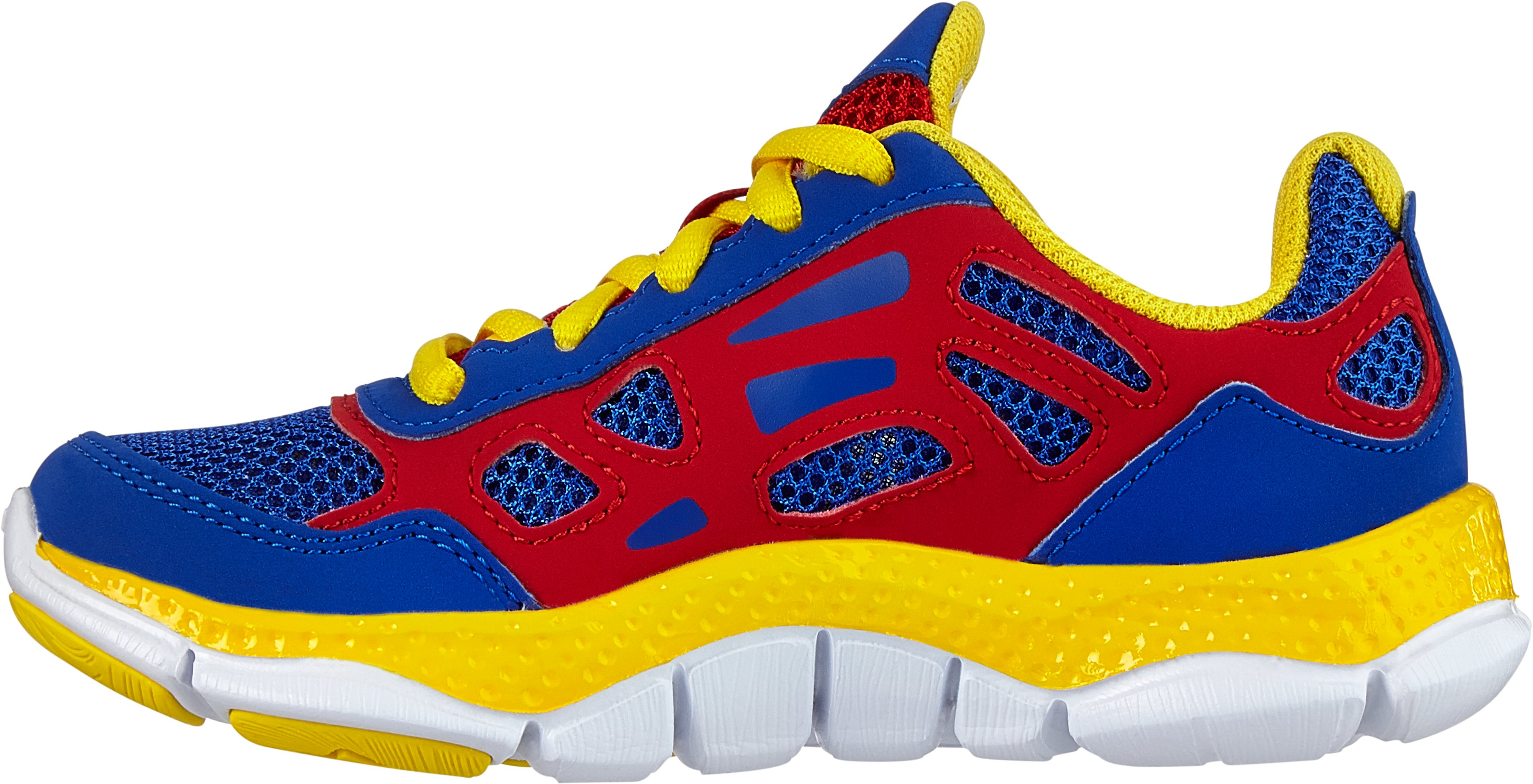 Boys' Pre-School UA Engage Shoes, TEAM ROYAL, undefined
