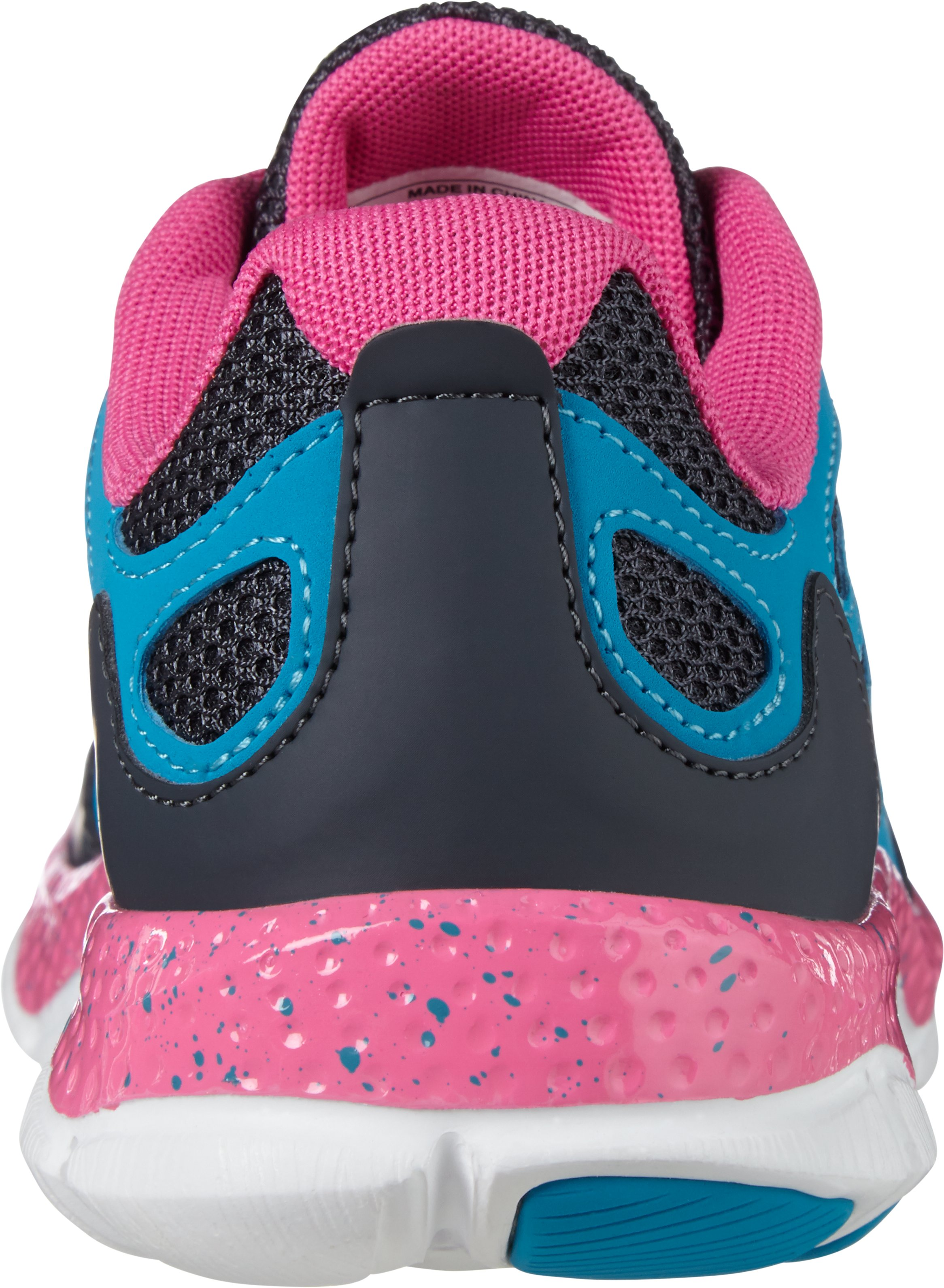 Girls' Grade School UA Micro G® Engage, Black , undefined