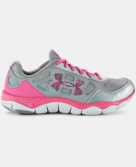 Girls' Grade School UA Micro G® Engage LIMITED TIME: FREE U.S. SHIPPING 2 Colors $44.99