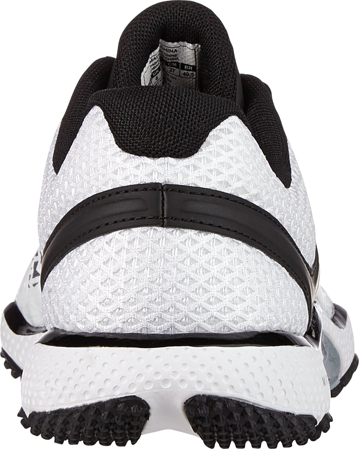 Men's UA Micro G® Elevate Training Shoes, White