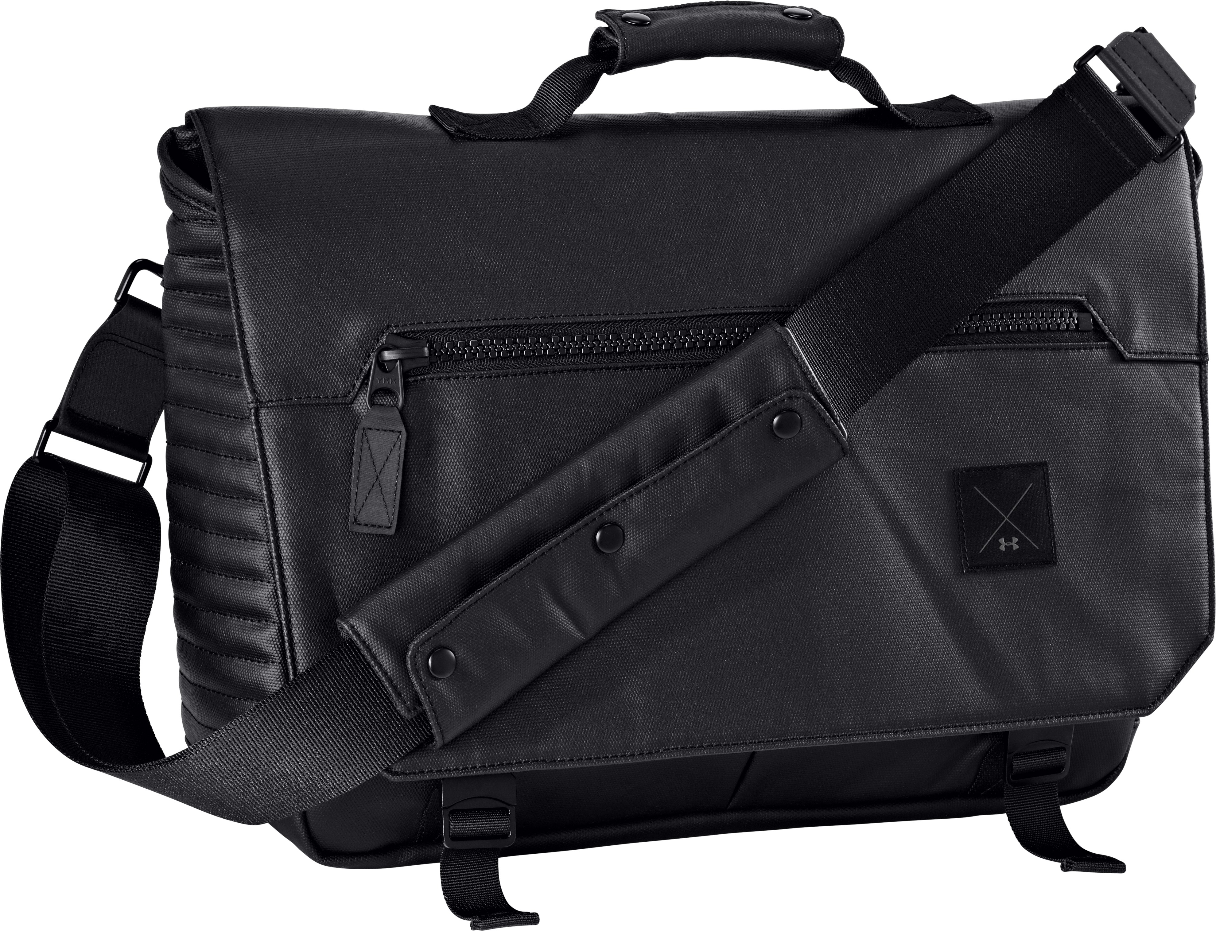 35th & O Messenger Bag, Black