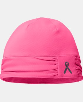 Women's UA Power In Pink® Cozy Beanie  1 Color $26.99