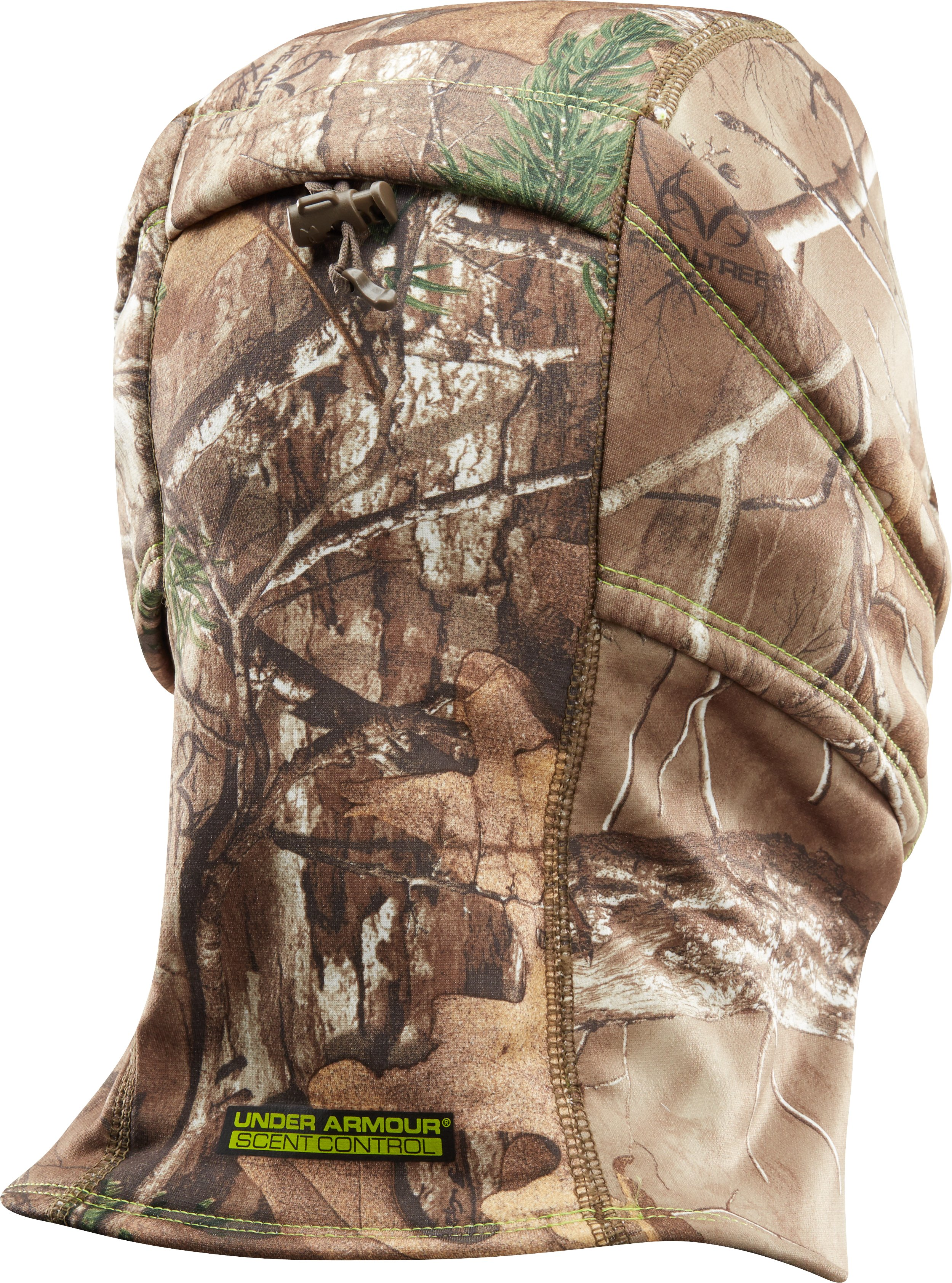 UA Scent Control ColdGear® Infrared Balaclava, REALTREE AP-XTRA, undefined