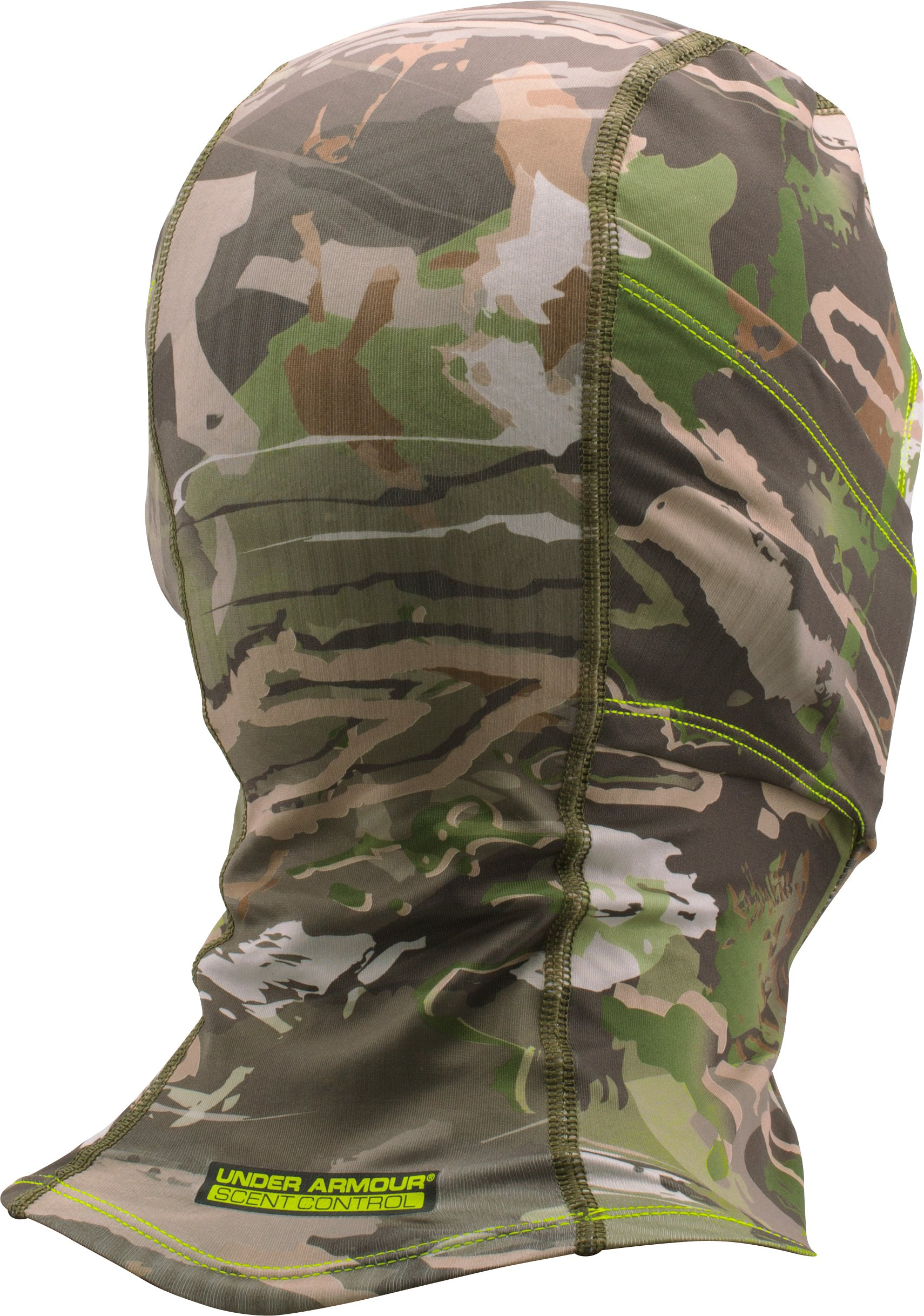 UA Scent Control ColdGear® Infrared Hood, RIDGE REAPER® FOREST