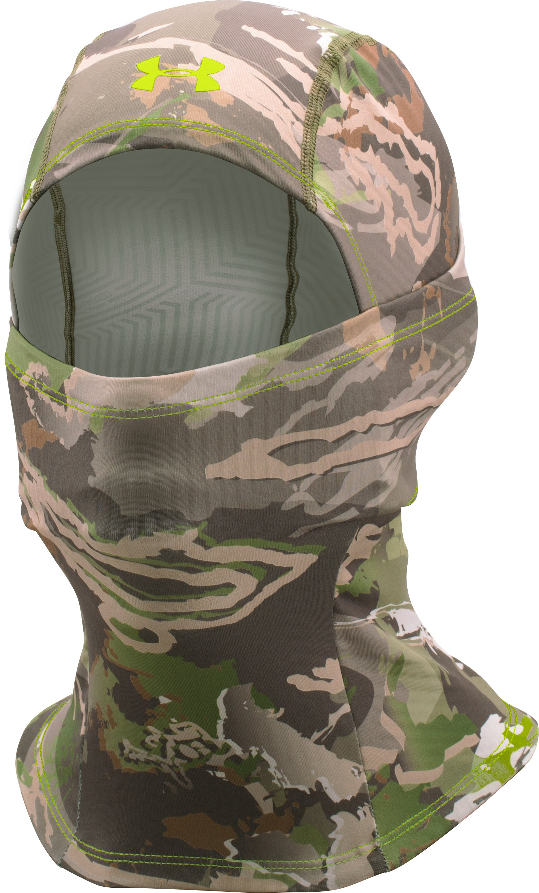 UA Scent Control ColdGear® Infrared Hood, RIDGE REAPER® FOREST, zoomed image