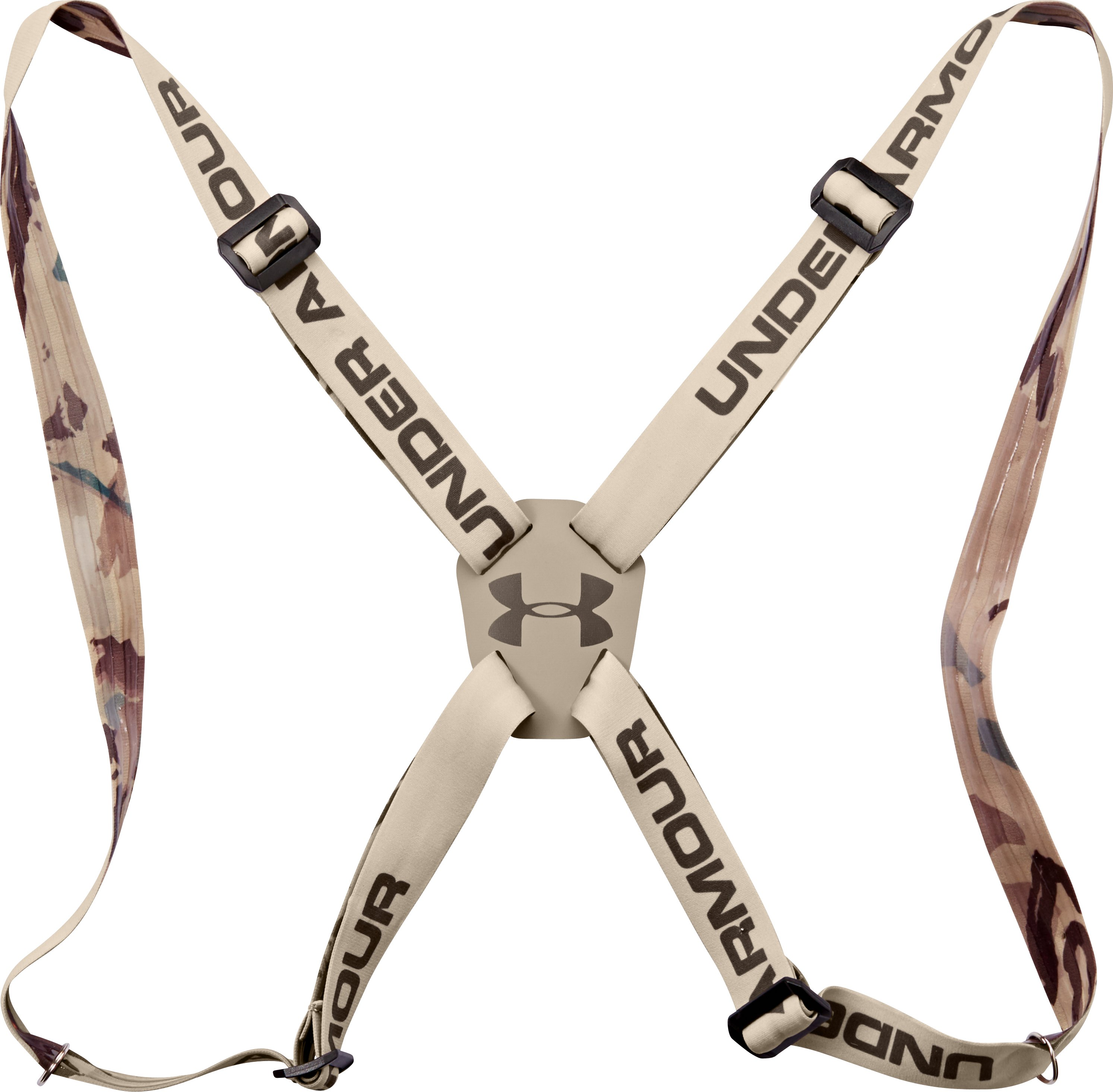 UA Binocular Harness, HIGHLAND BUFF