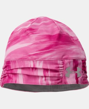 Women's UA ColdGear® Infrared Cozy Beanie  1 Color $31.99