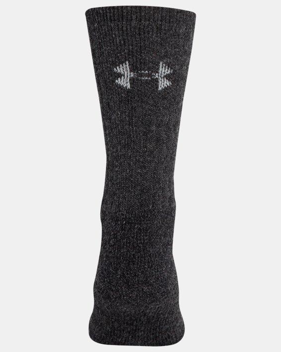 UA Charged Wool Boot Socks - 2-Pack