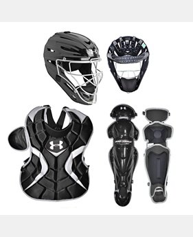 Kids' UA PTH® Victory Catching Kit (9-12)  1  Color $209.99