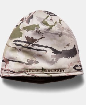 Men's UA Reversible Camo Beanie LIMITED TIME OFFER 3 Colors $22.49