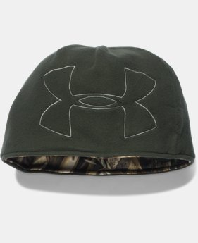 Best Seller  Men's UA Reversible Camo Beanie  1 Color $20.99 to $34.99