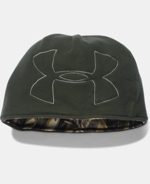 Men's UA Reversible Camo Beanie LIMITED TIME: FREE SHIPPING 1 Color $15.74 to $34.99