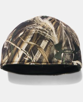 Men's UA Reversible Camo Beanie LIMITED TIME: FREE U.S. SHIPPING  $20.99 to $22.99