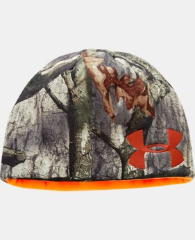 Men's UA Reversible Camo Beanie  1 Color $17.99 to $22.99