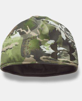 Men's UA Reversible Camo Beanie  2  Colors Available $29.99