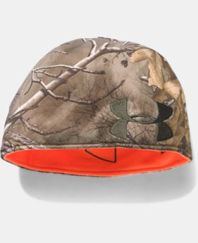 New Arrival  Men's UA Reversible Camo Beanie   $34.99