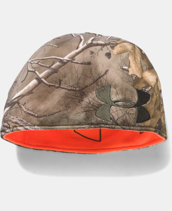 Best Seller  Men's UA Reversible Camo Beanie LIMITED TIME: FREE SHIPPING 1 Color $34.99