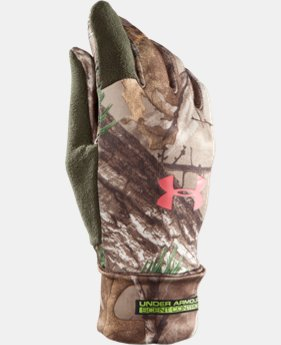 New to Outlet Women's UA Scent Control Hunting Glove  1 Color $23.99