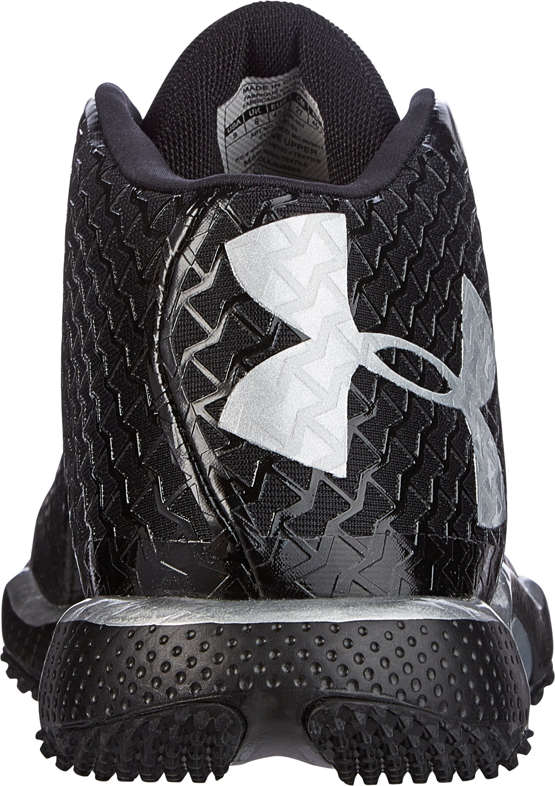 Men's UA Highlight Training Shoes, Black