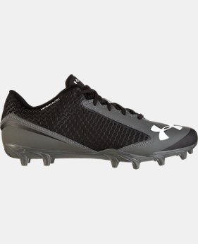 Men's UA Nitro Icon Low MC Football Cleats   $74.99