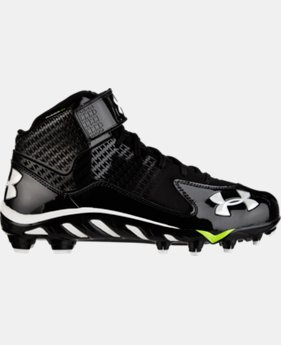 Men's UA Spine™ Fierce Mid MC Football Cleats